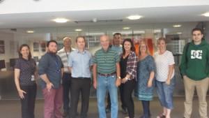 UCL/CAS Master Teachers Class 2014-15