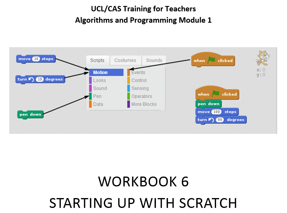 Workbook 6: Plug in to Scratch 2.0